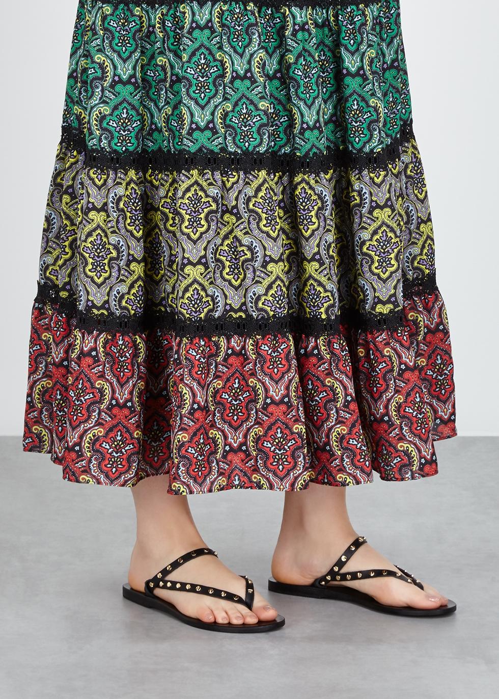 2fa4348ae Ancient Greek Sandals Mirsini Nails studded sandals - Harvey Nichols