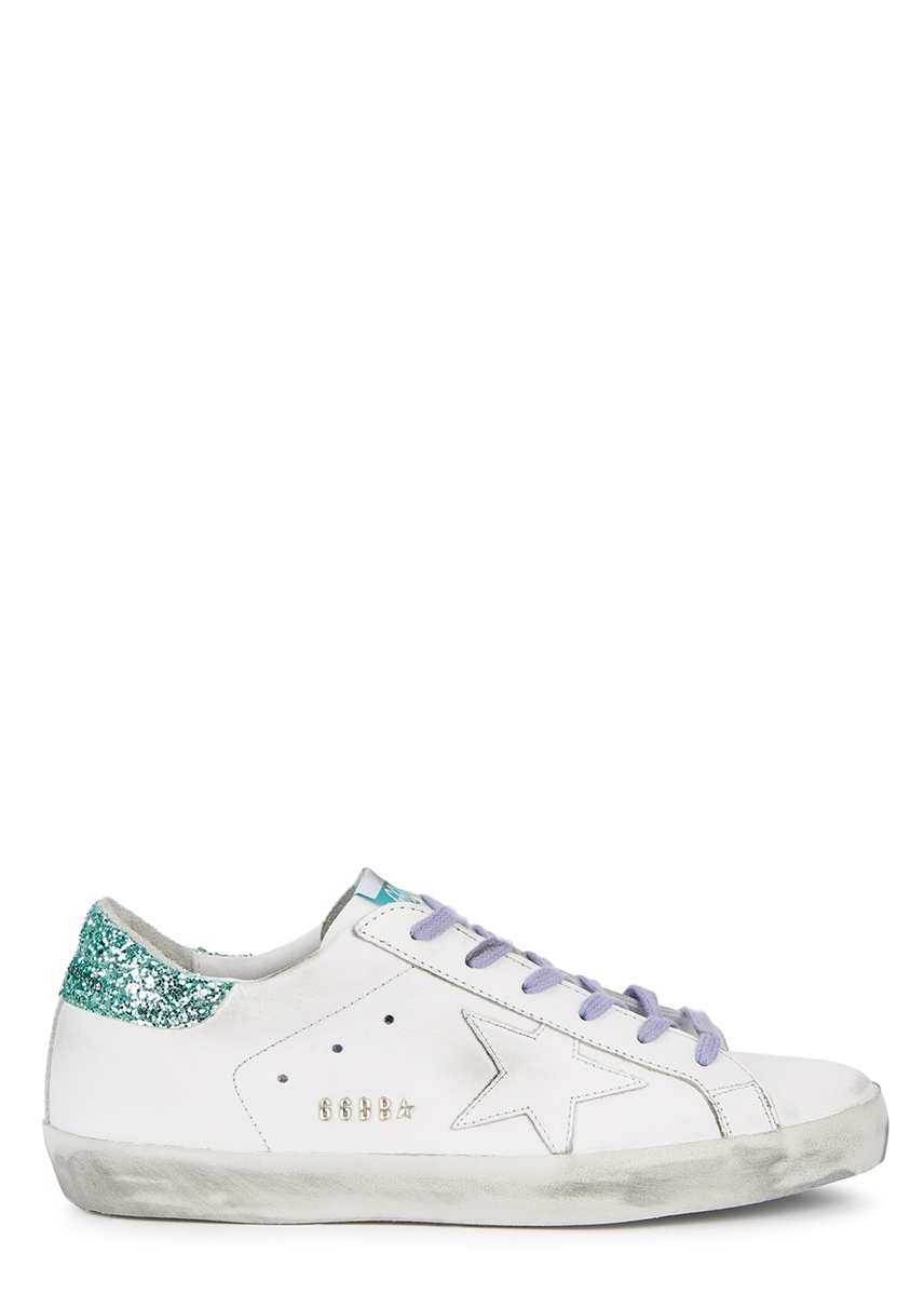 82a1cd755674 Superstar white leather trainers Superstar white leather trainers. New  Season. Golden Goose Deluxe Brand