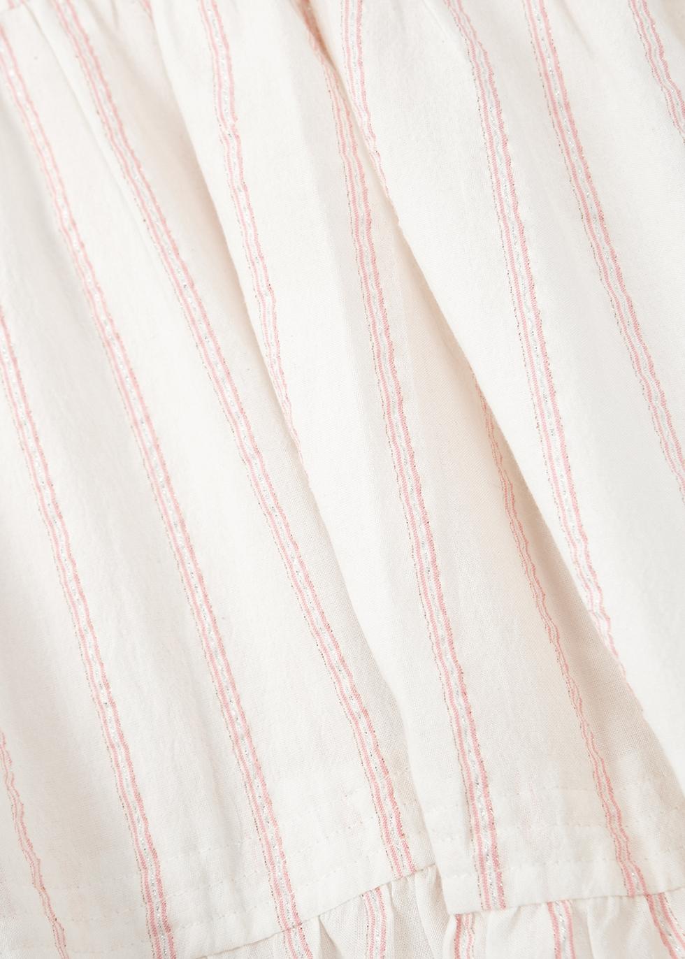 Aweke Banu striped midi dress - Lemlem