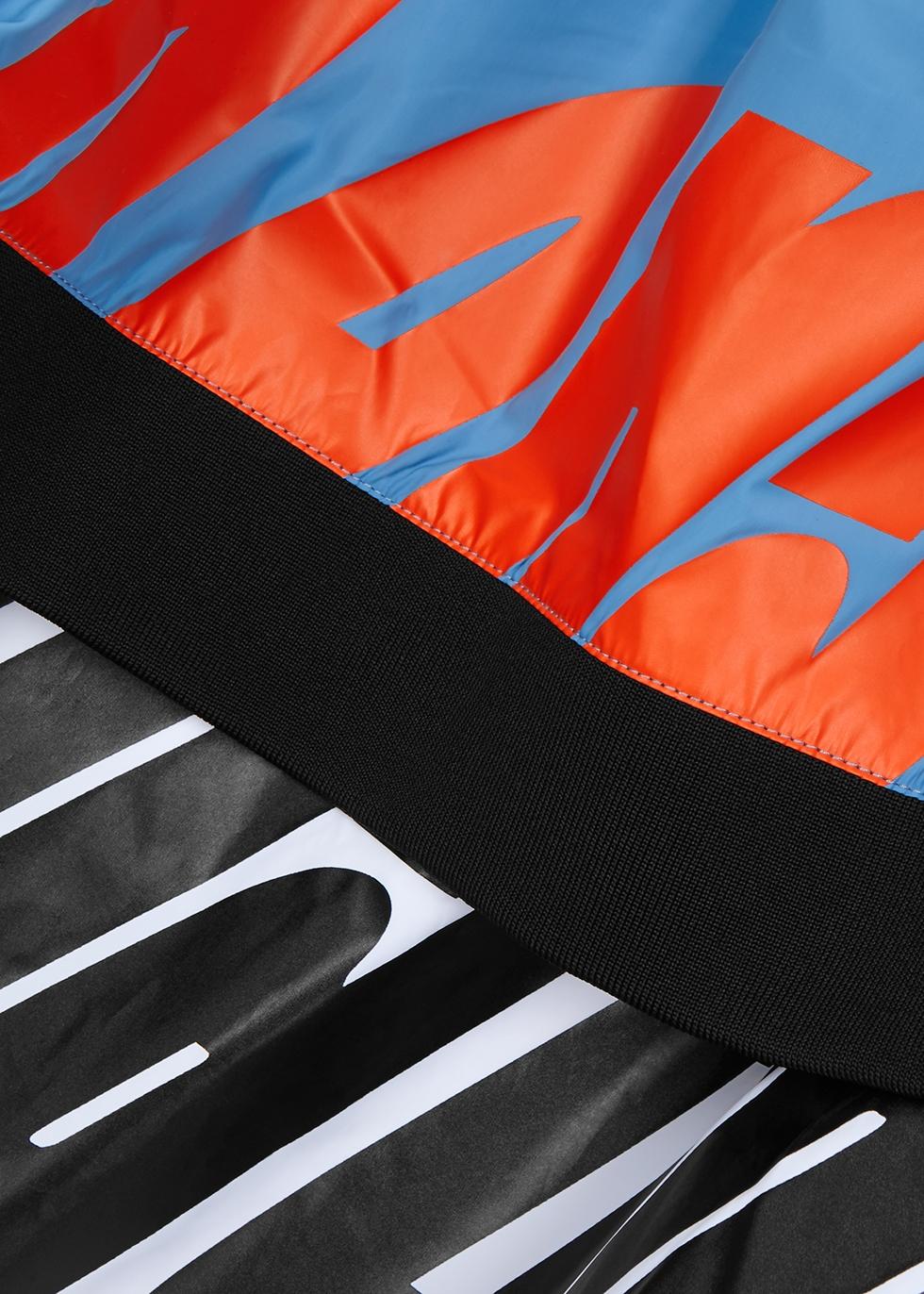 Sky Shot colour-block shell jacket - P.E Nation