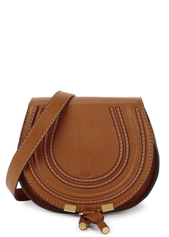 c1e4baa2f480 Marcie small leather saddle bag ...