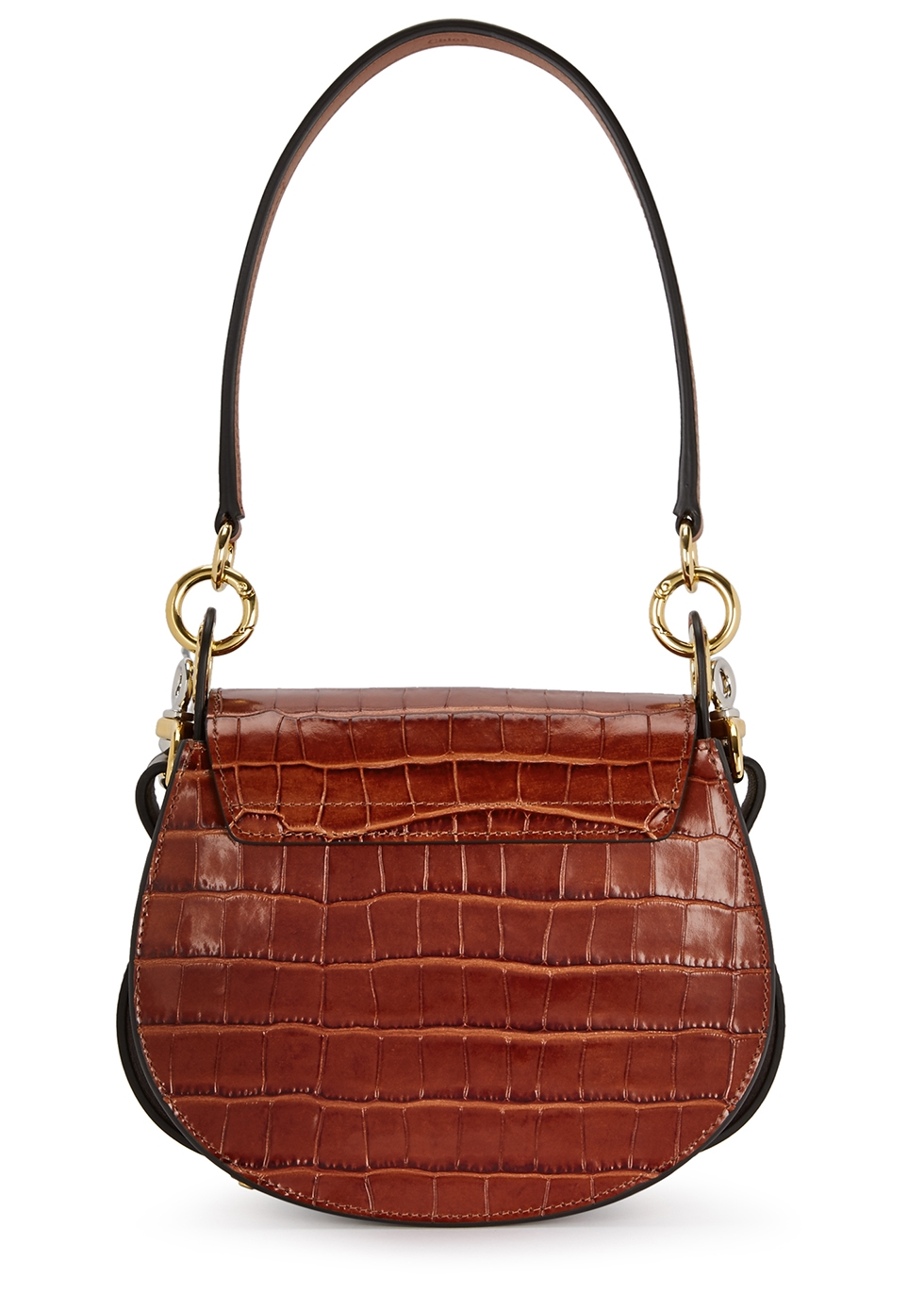 Tess small leather shoulder bag - Chloé