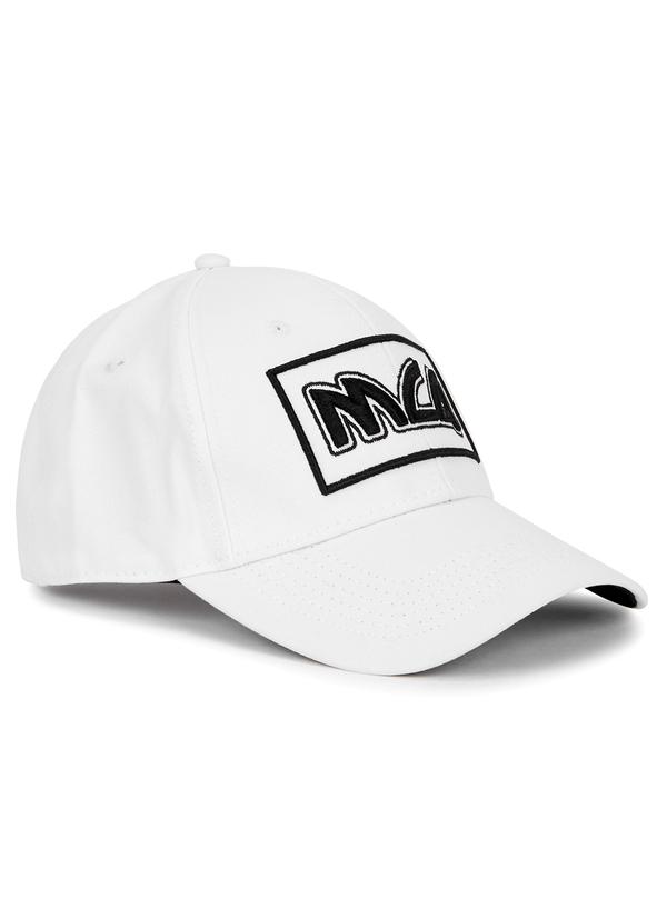 7db2a930042 McQ Alexander McQueen. Black baseball cap. £70.00. White baseball cap