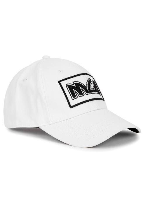 McQ Alexander McQueen White baseball cap - Harvey Nichols 8e382c0ae7af