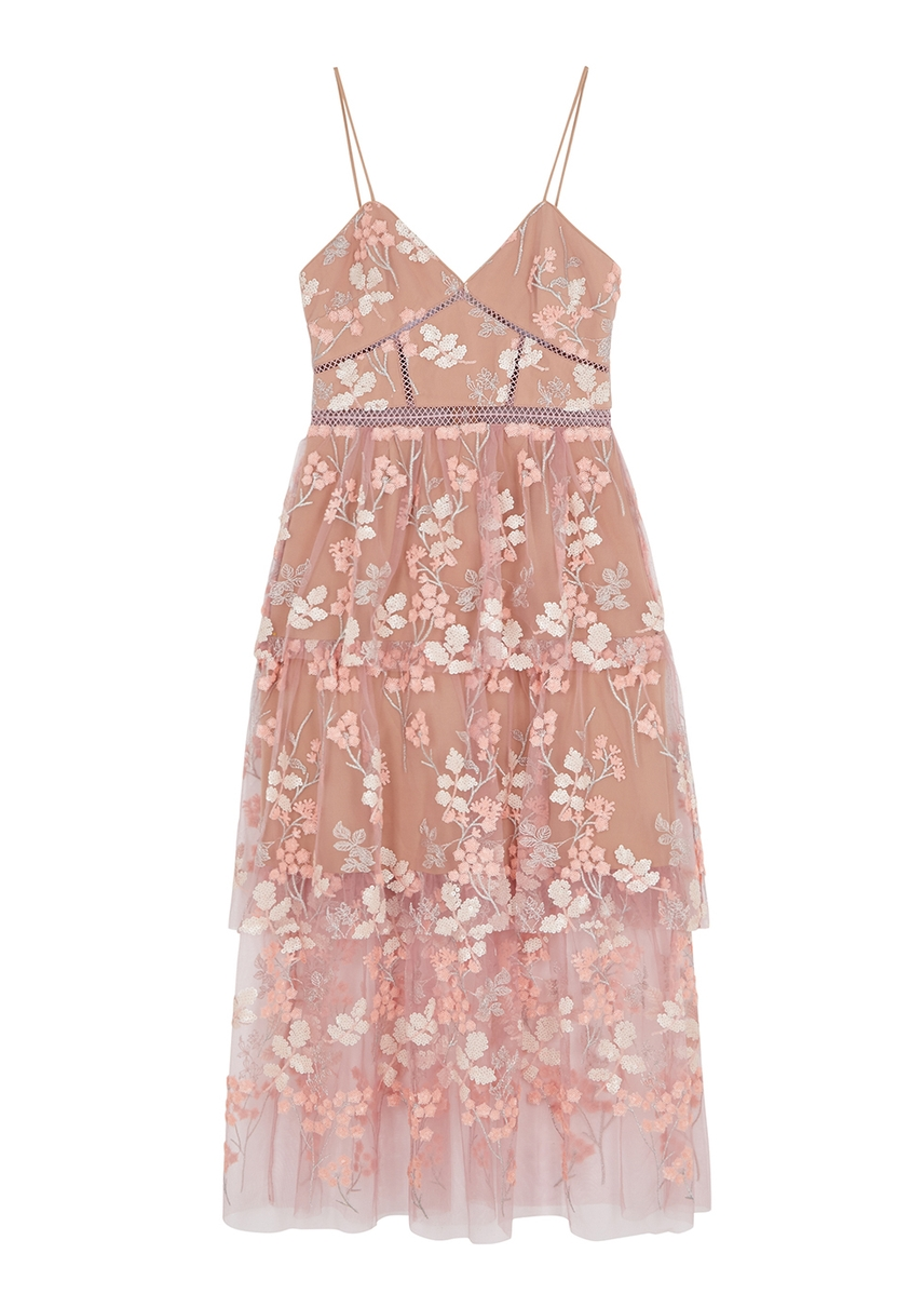 bdbdfa7c04a Self-Portrait Dresses - Womens - Harvey Nichols