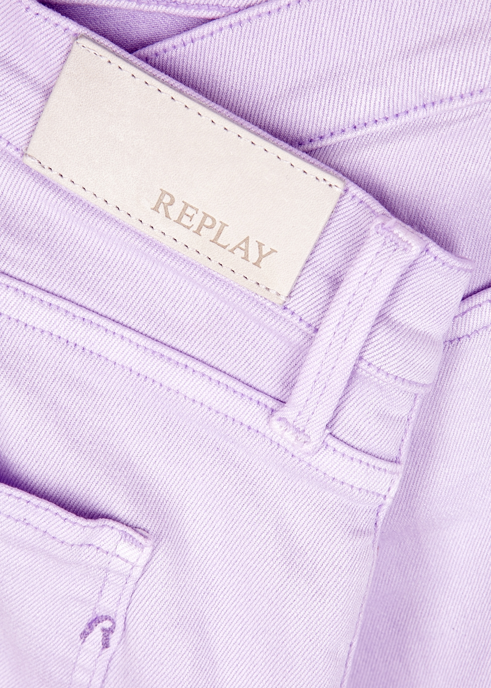 Lilac Touch skinny jeans - Replay