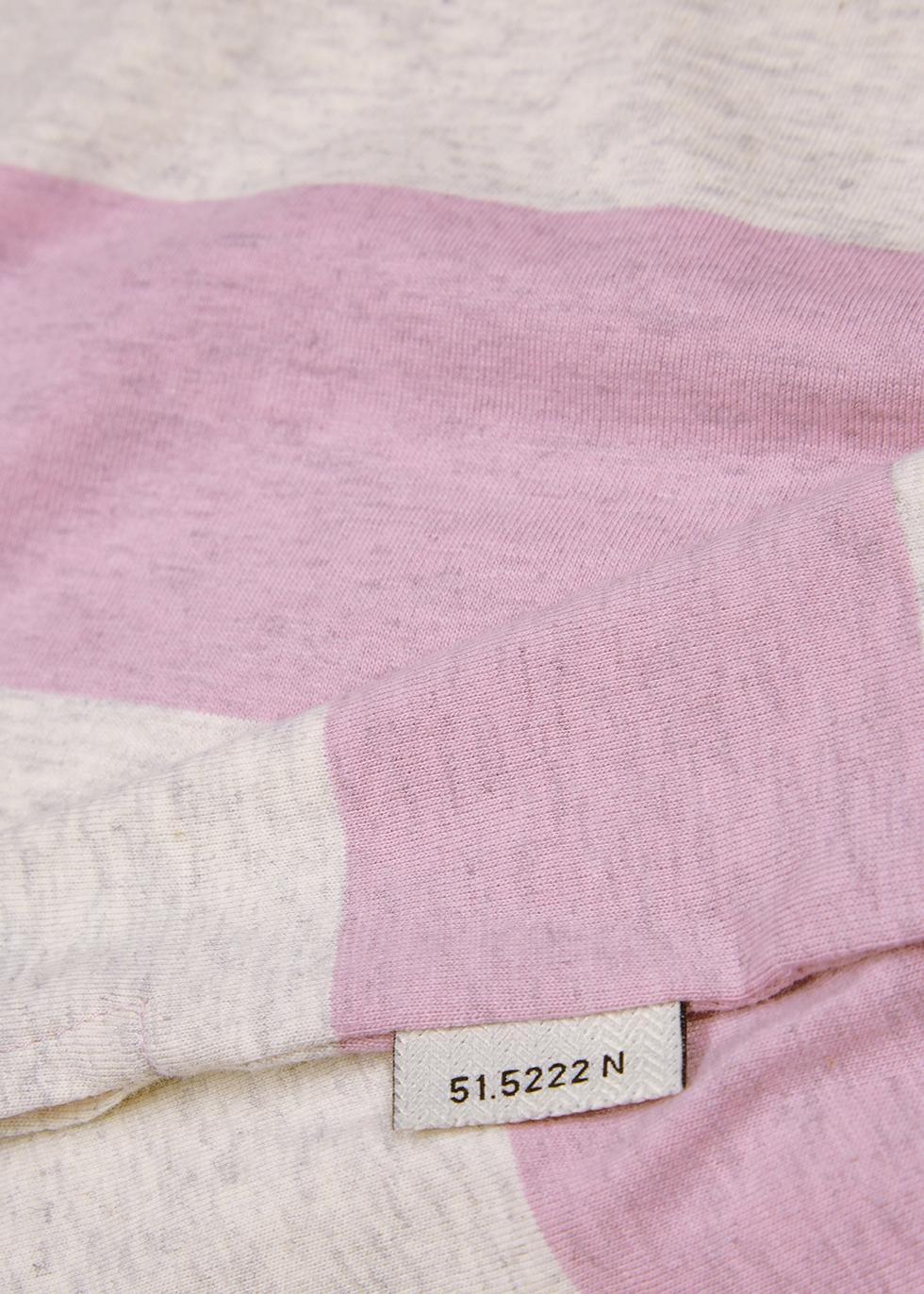 Striped cotton T-shirt - Oliver Spencer