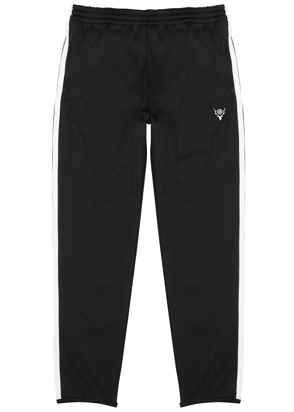 Trainer black jersey sweatpants - South2 West8