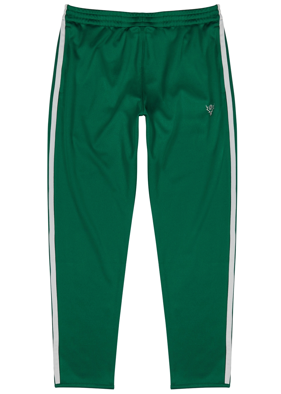 Trainer teal jersey sweatpants - South2 West8