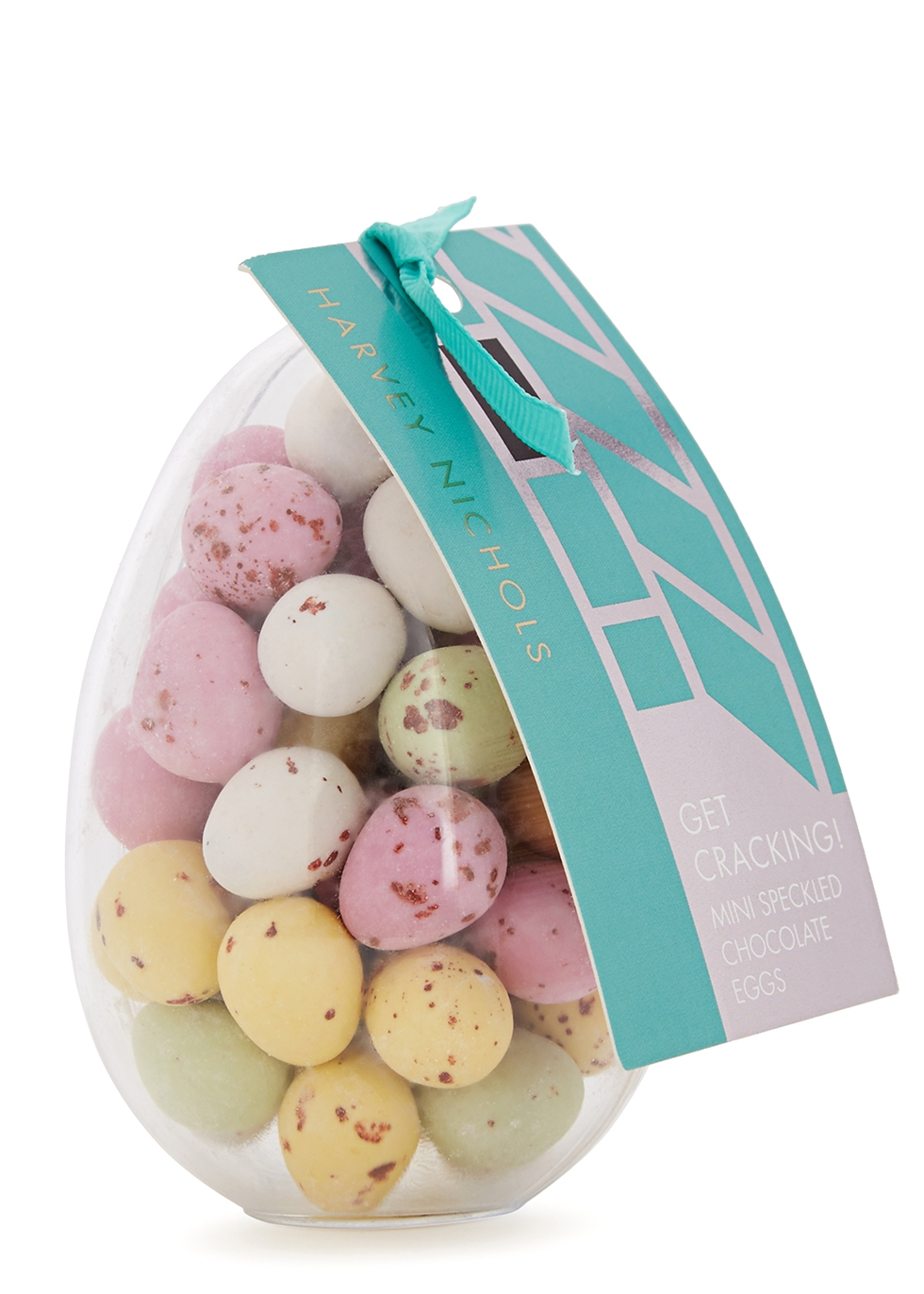 Get Cracking Mini Speckled Chocolate Eggs 185g