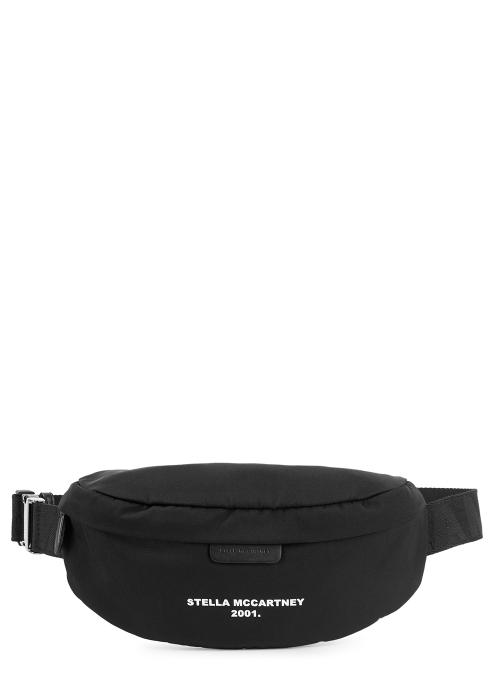 02bfae3173 Stella McCartney Falabella logo nylon belt bag - Harvey Nichols