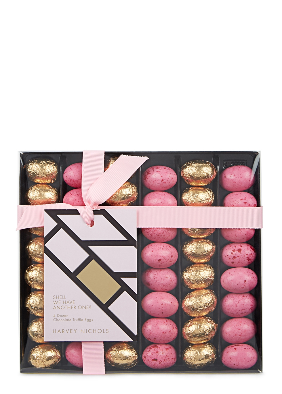 Shell We Have Another One? Four Dozen Chocolate Truffle Eggs 372g