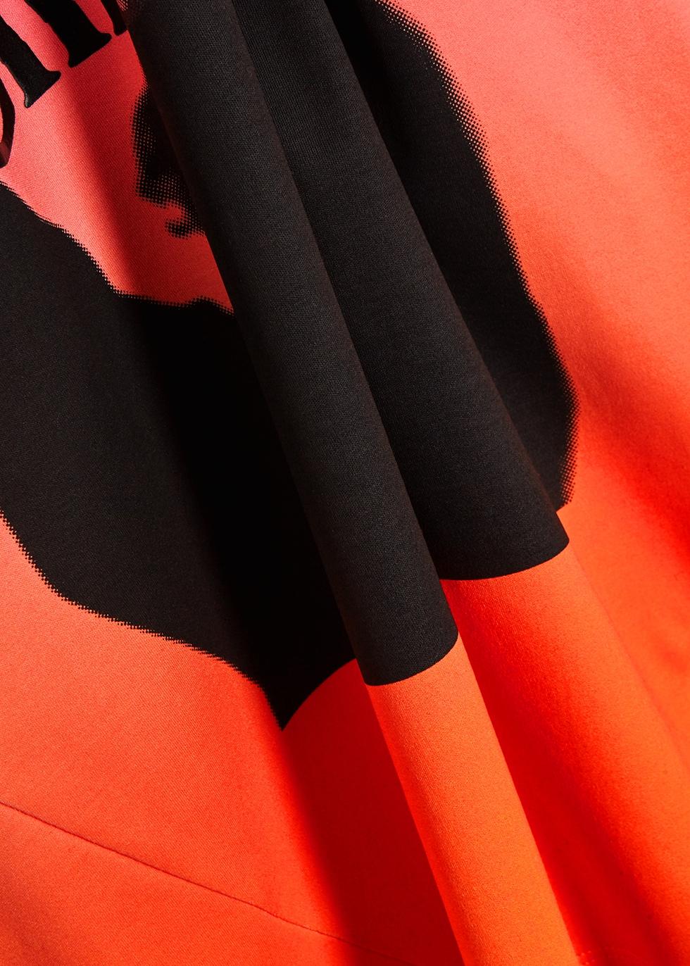 Dégradé printed cotton T-shirt - Chloé