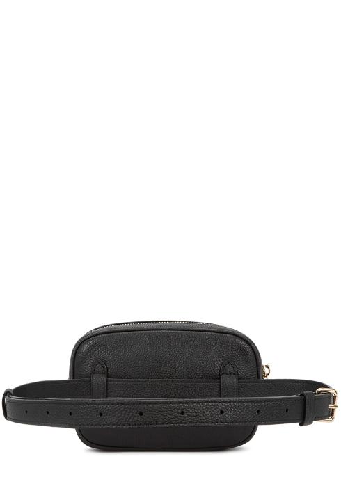 Coach Black leather belt bag - Harvey Nichols
