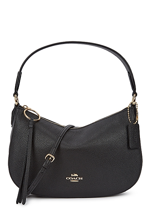 6e6958c354ae7c Coach Sutton black leather top handle bag - Harvey Nichols