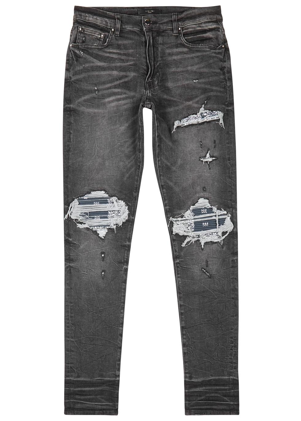 54072b398c1 Men s Designer Jeans and Luxury Denim - Harvey Nichols