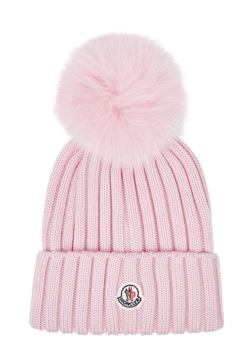 d06d0cb6c8d Moncler Hats - Womens - Harvey Nichols