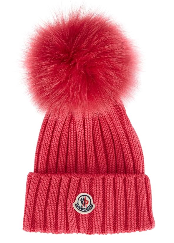 Moncler Hats - Womens - Harvey Nichols dd393ab18a