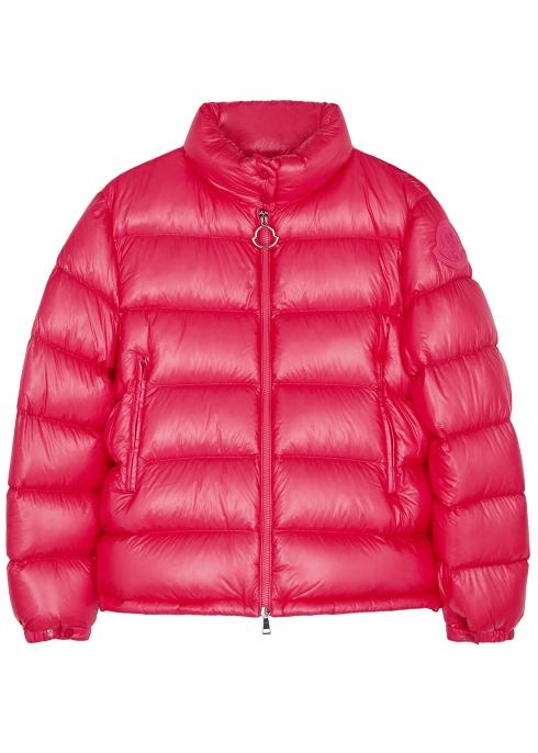 c318e6ecf01 Moncler Copenhague quilted shell jacket - Harvey Nichols