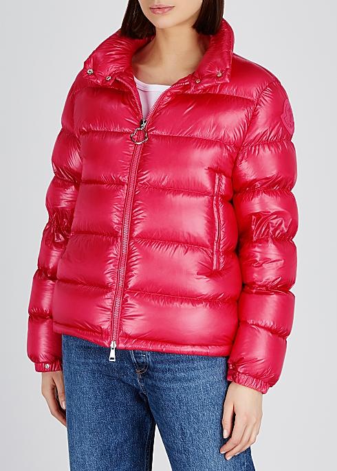 c93aa351e Moncler Copenhague quilted shell jacket - Harvey Nichols