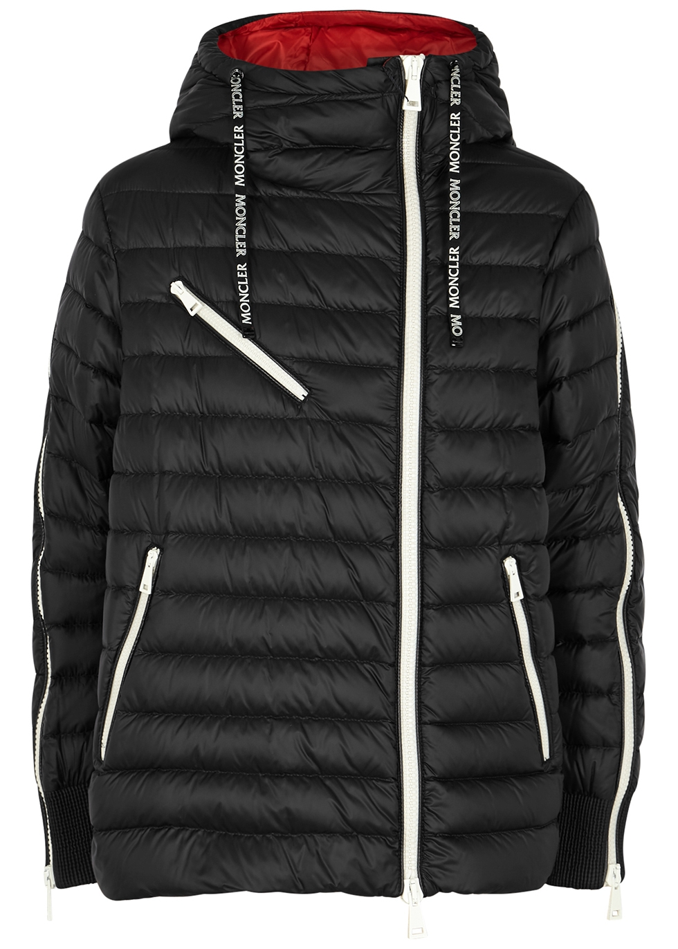 Stockholm hooded shell jacket