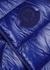 Helsinki blue shell gilet - Moncler