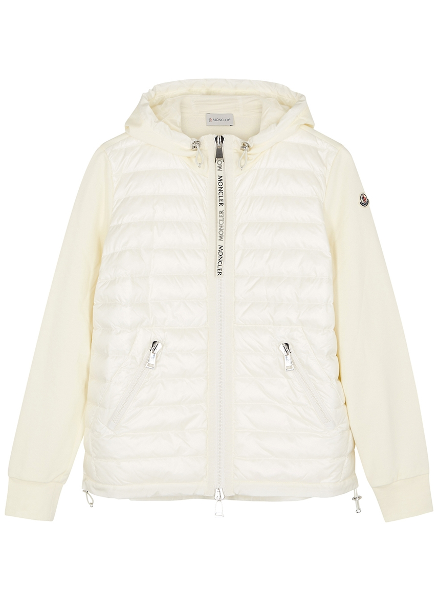caa0dd3ffd0 Maglia cotton and shell jacket ...