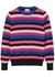 Maglia striped cotton jumper - Moncler