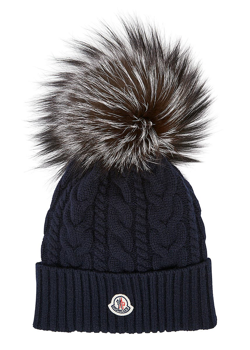 f81e0d332adfa8 Designer Beanies - Women's Luxury Hats - Harvey Nichols