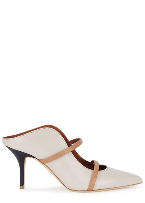 272fd52283d0 Malone Souliers Maureen 70 leather mules - Harvey Nichols