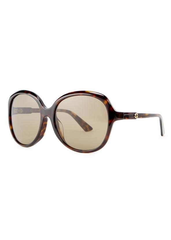 a23ef6ed464 Gucci Sunglasses - Womens - Harvey Nichols