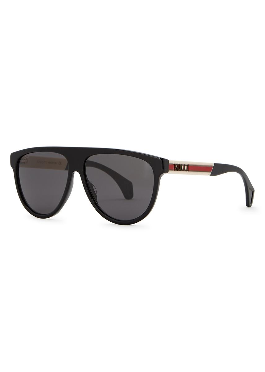 d279ac9efd1 Gucci Sunglasses - Mens - Harvey Nichols