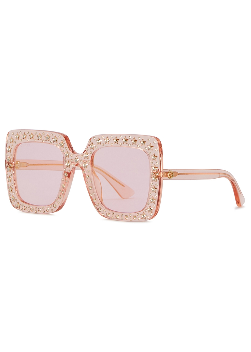 d18c687470cc1 Gucci Sunglasses - Womens - Harvey Nichols