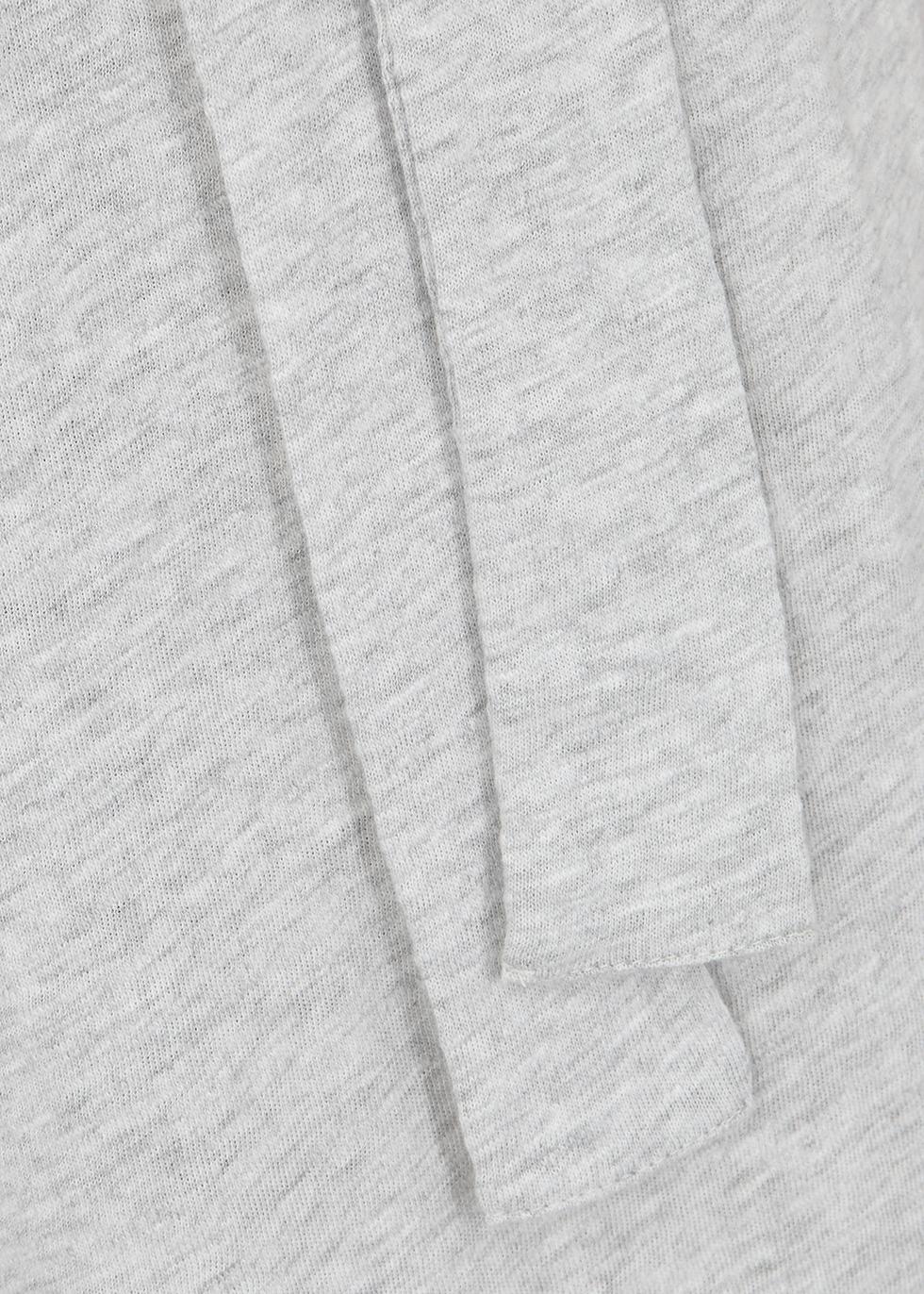 Bysapick cotton-jersey dress - American Vintage