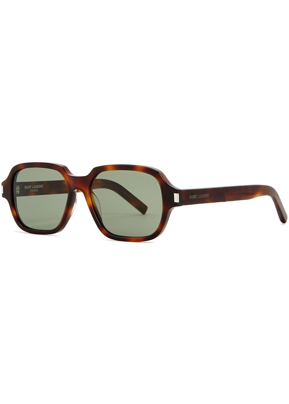 Classic SL 258 square-frame sunglasses - Saint Laurent