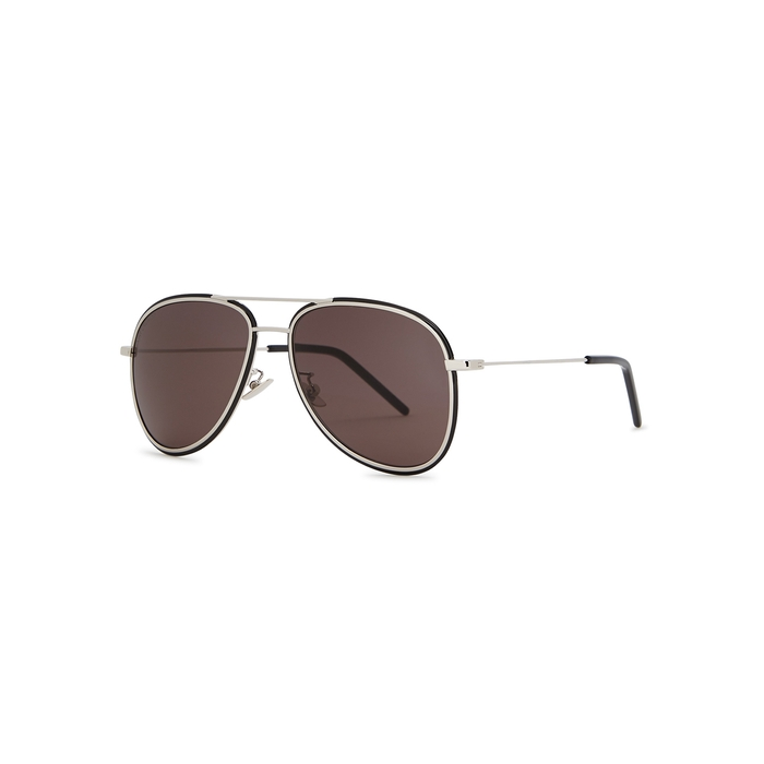 Saint Laurent SL294 Black Sunglasses