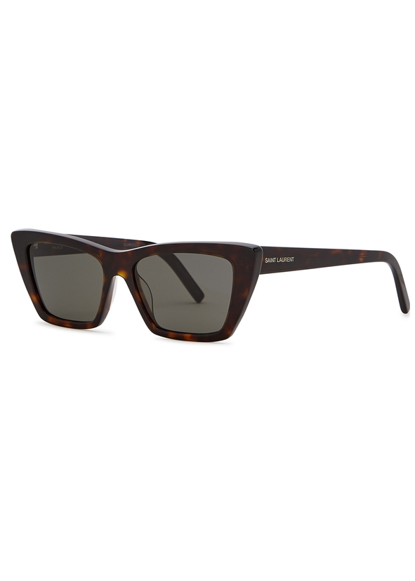 f2fa984e51 Saint Laurent Sunglasses - Womens - Harvey Nichols