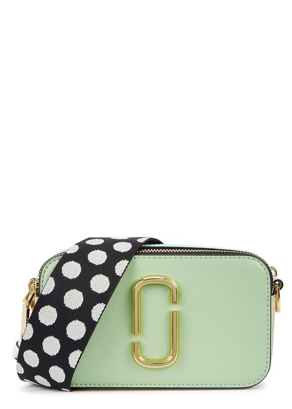 Snapshot mint leather shoulder bag Snapshot mint leather shoulder bag. New  Season. Marc Jacobs c40359bdbb04a