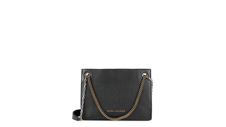 f0332900fbd Marc Jacobs Double Link 27 leather shoulder bag - Harvey Nichols