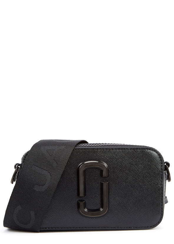 e2962357f2a5 Snapshot DTM black leather cross-body bag Snapshot DTM black leather  cross-body bag. New Season. Marc Jacobs