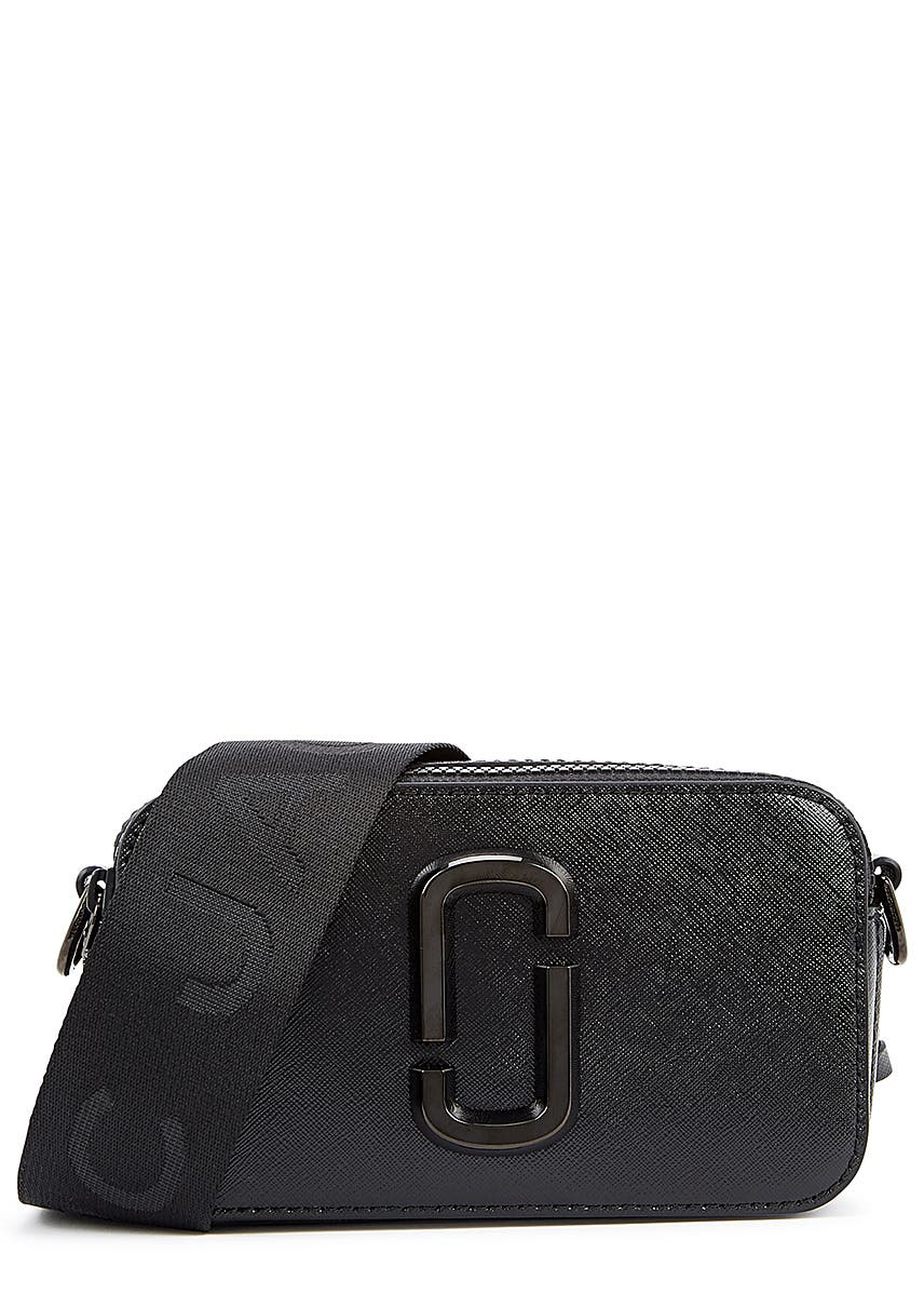 7a59169834a03 Snapshot DTM black leather cross-body bag Snapshot DTM black leather  cross-body bag. Marc Jacobs