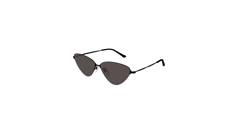 1dbb8e3735 Balenciaga Black cat-eye sunglasses - Harvey Nichols