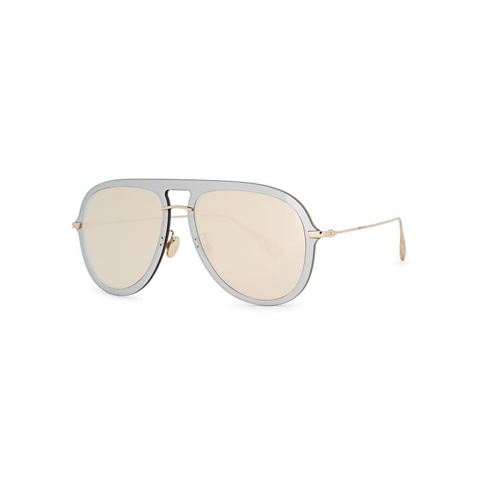 Dior DiorUltimate1 Aviator-style Sunglasses