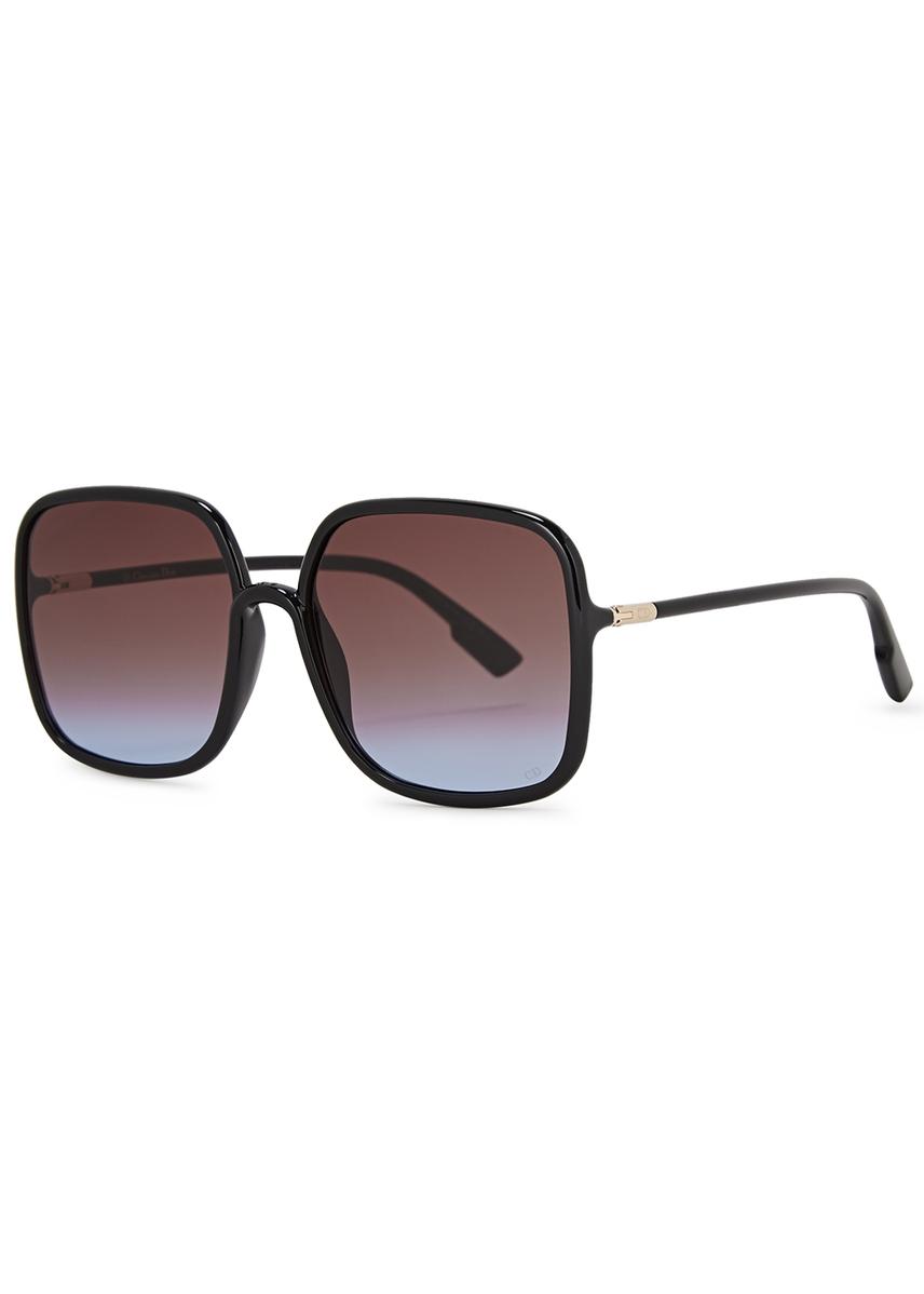 b42aa62cdb387 SoStellaire1 oversized sunglasses. Dior