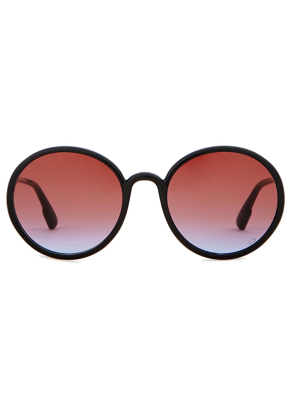 SoStellaire2 black round-frame sunglasses - Dior
