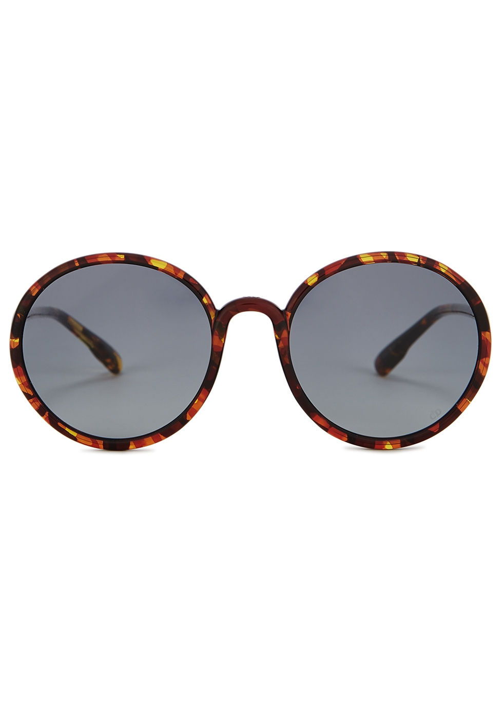 SoStellaire2 tortoiseshell round-frame sunglasses - Dior