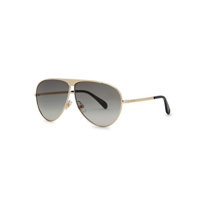 Givenchy Aviator-style Sunglasses