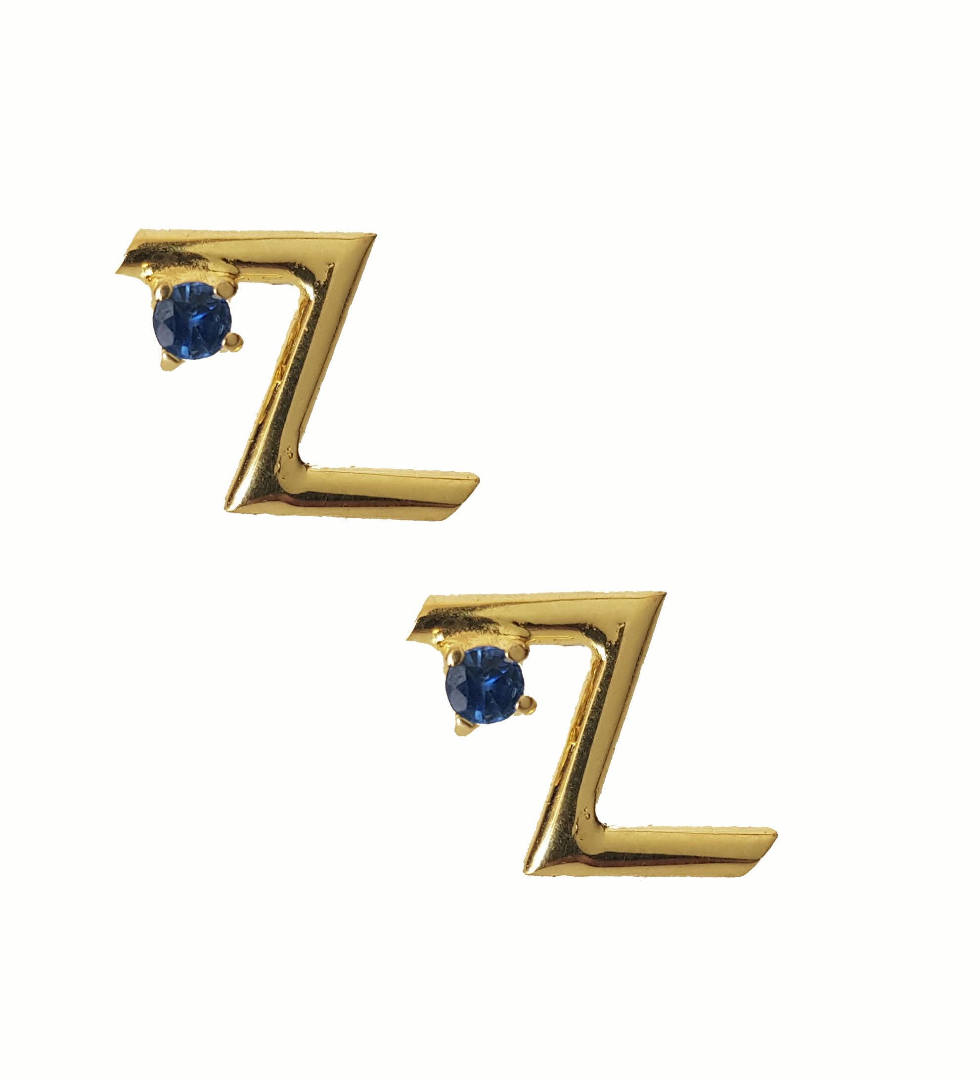 ISABEL ENGLEBERT Runes Success Earring