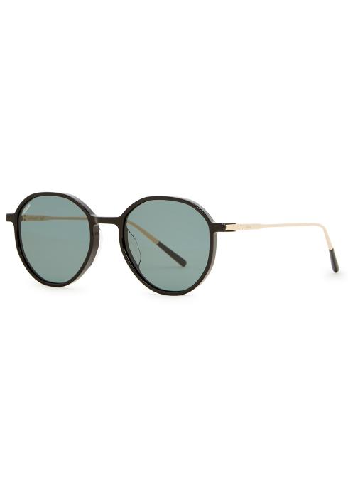 0cc532a016 ... FAKE ME Earlmann round frame sunglasses Harvey Nichols