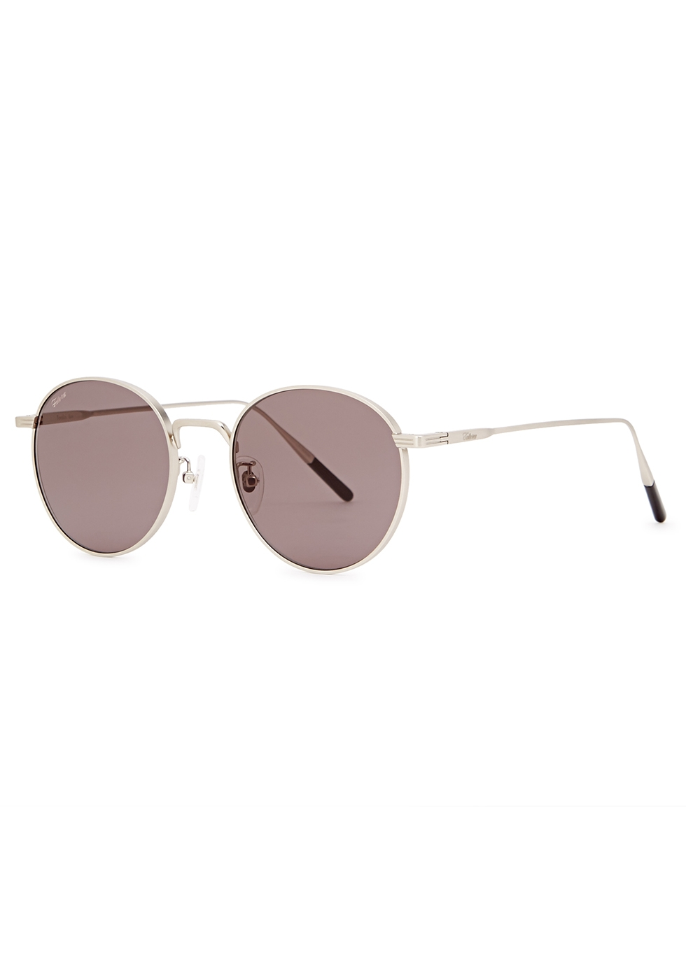 Toolin round-frame sunglasses - FAKE ME
